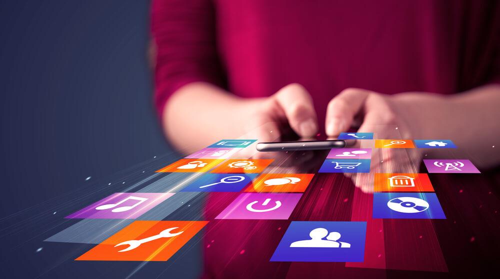 unlock using a smart phone
