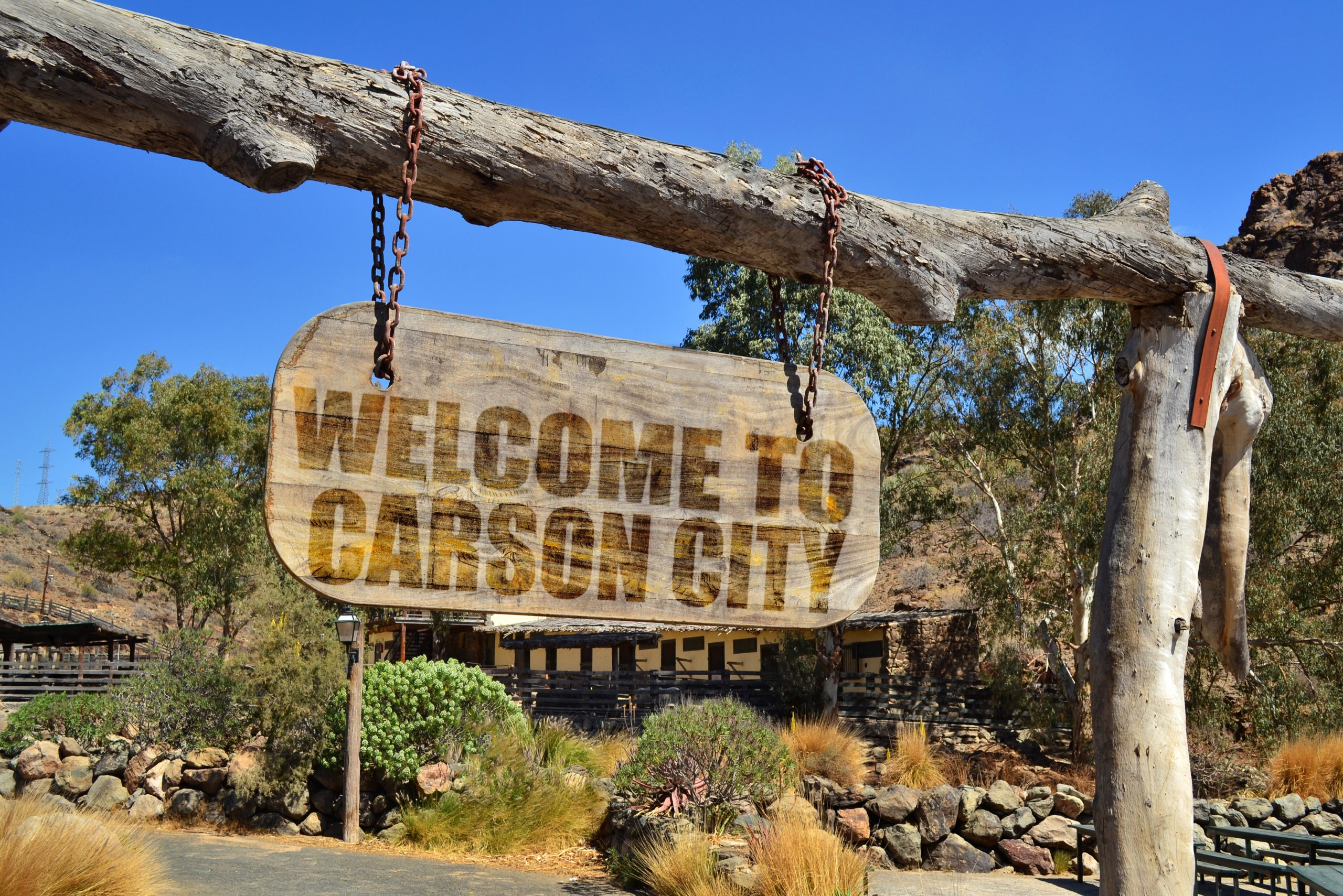 Things to do in carson city