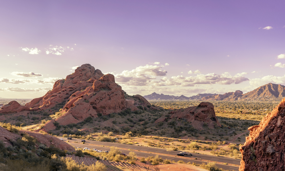 Best Places in Phoenix for Family Photos: Papago Park