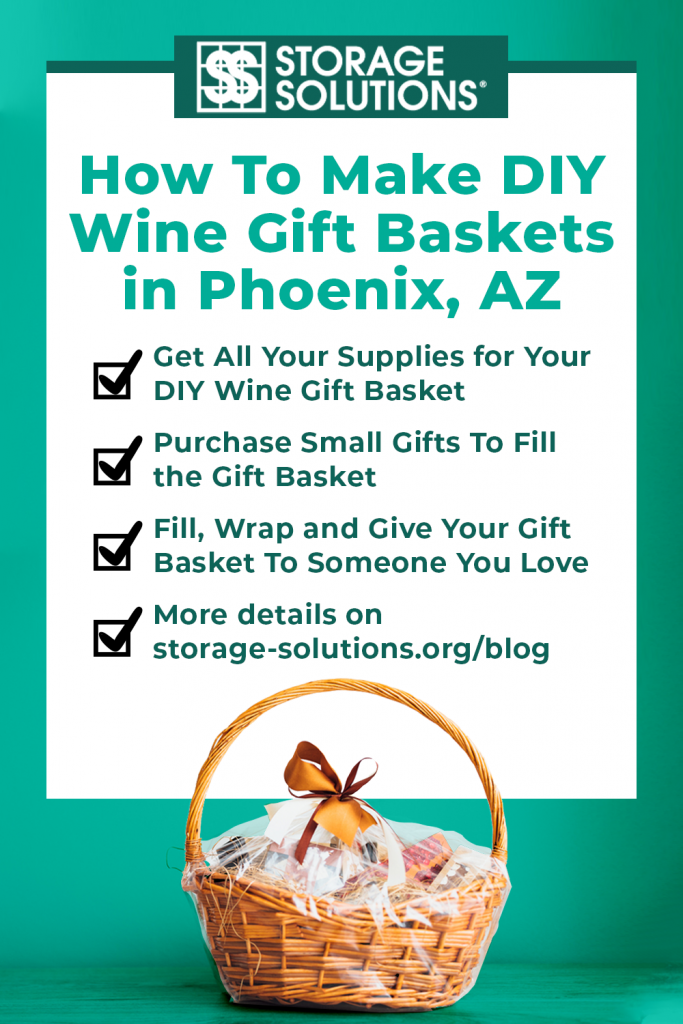 Phoenix Gift Basket Delivery A Gift Guide Storage Solutions Blog