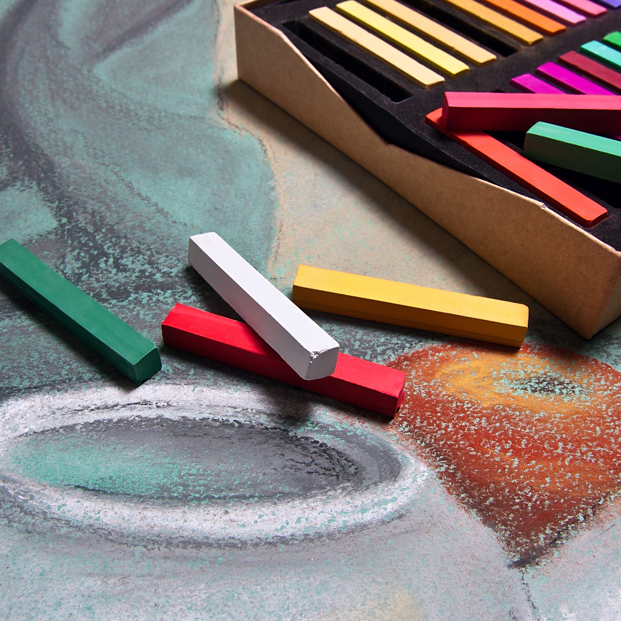 How To Clean an Oil Paint Palette