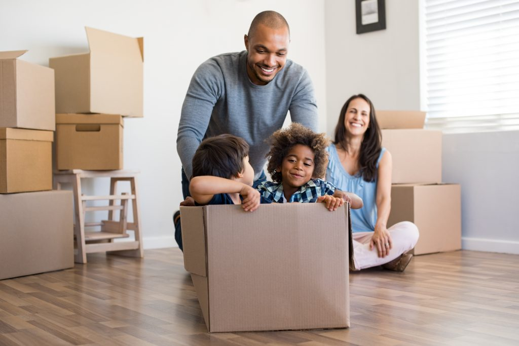 Moving to Another State with Kids