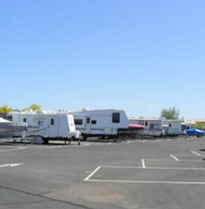 Tatum Ranch RV and boat parking