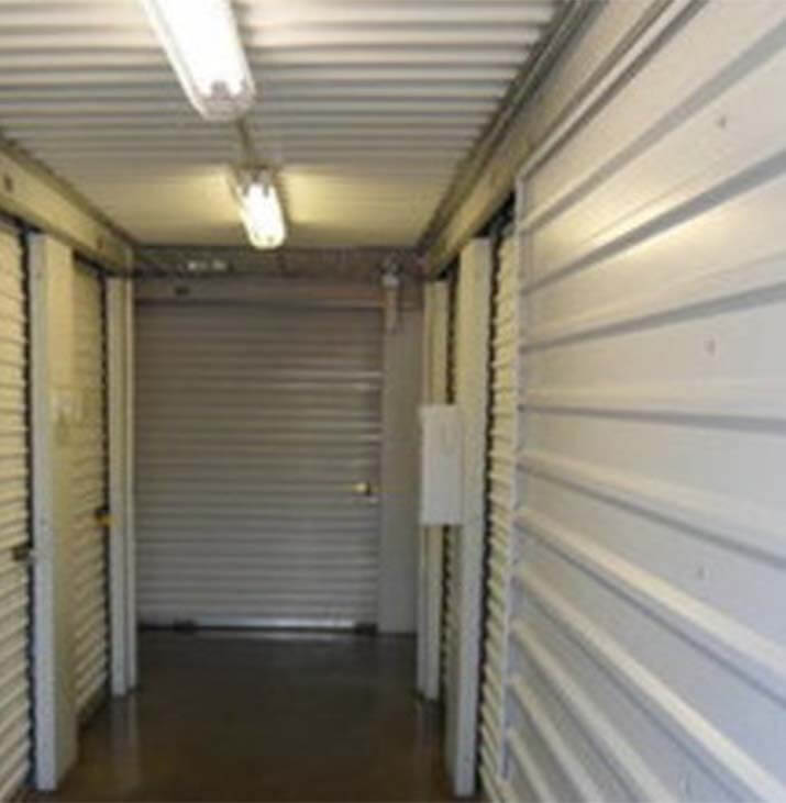 Tatum Ranch indoor storage units