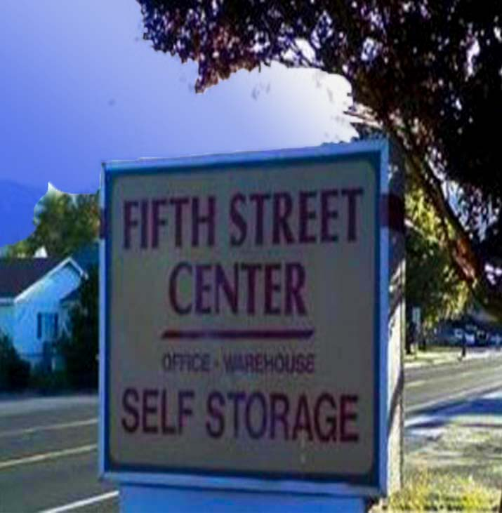 Fifth Street self storage facility