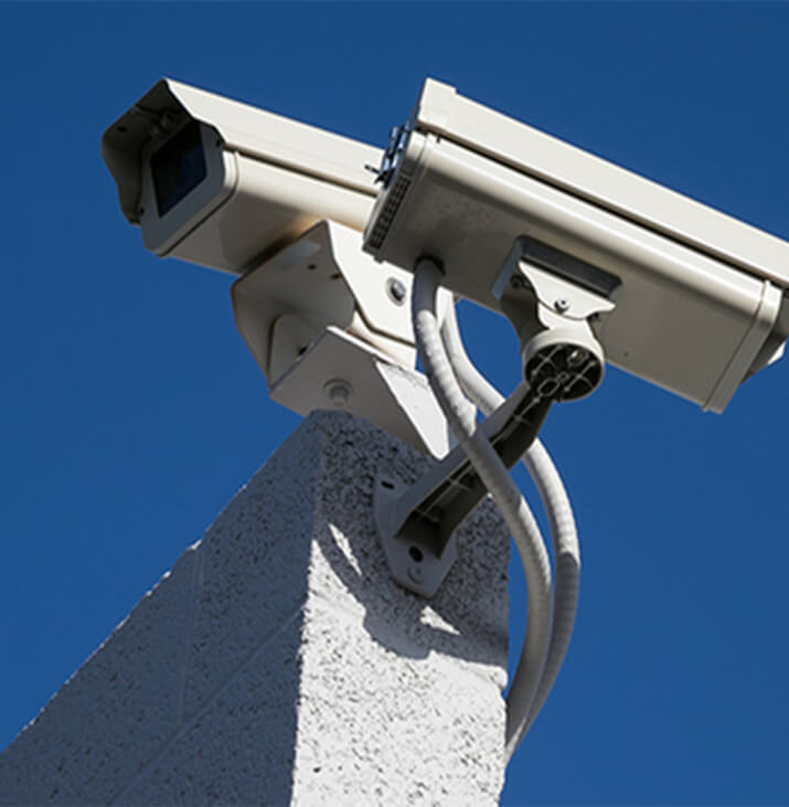 Bell Road security cameras