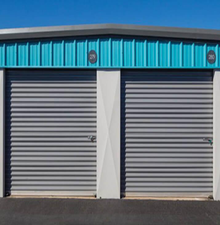 91st Avenue rolling doors & Storage Units in Peoria AZ 85345 | Storage Solutions