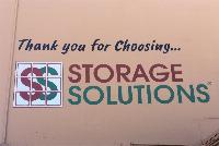 Sun City Storage Solutions Exit Mural