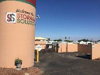 Sun City Storage Solutions Security Gate