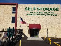 East McDowell Storage Solutions Main Office Exterior